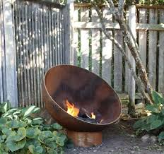 Unique Fire Pits by 10 Unique Fire Pits That Will Make You Say Wow