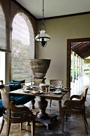 Bali Style Home Decor Indonesian Dinning Room Decor Indonesianstyle Homedecor