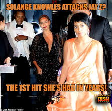 Solange Meme - solange and jay z memes sent internet into overdrive daily mail online