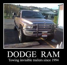 Dodge Tow Mirrors Meme - invisible trailers by browncoat1969 on deviantart