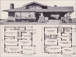 craftsman style bungalow floor plans christmas ideas free home