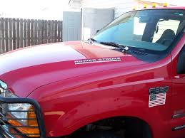 Ford Diesel Truck Decals - new hood decals ford truck enthusiasts forums