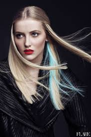 58 best blue highlights images on pinterest hairstyles dyed