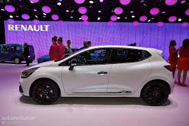 renault purple renault clio rs monaco gp unveiled in geneva live photos