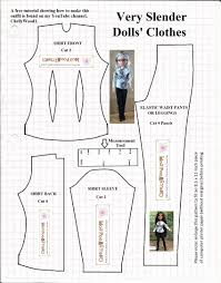 design doll 4 0 0 9 renaissance pants for fashion dolls is 9 on my top free sewing