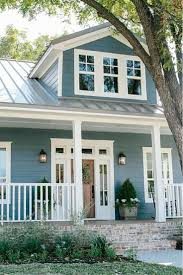 Front Door Colors For Gray House Best 10 Blue House Exteriors Ideas On Pinterest Blue Houses