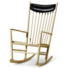 Oak Rocking Chair Uk J16 Rocking Chair By Fredericia In The Shop