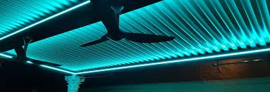ribbon lights diy shadow caster marine and outdoor led lighting ribbon lights
