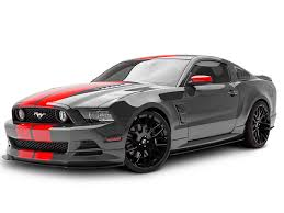 mustang pictures 3dcarbon mustang 5 boy racer kit unpainted 692020 13