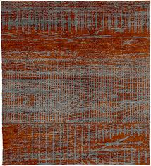 Modern Tibetan Rugs Anonymity A Knotted Tibetan Rug Product Image фон