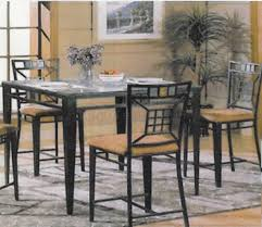 glass dining room tables modern dining table set beige wooden