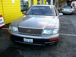 1997 lexus ls400 1997 lexus ls400