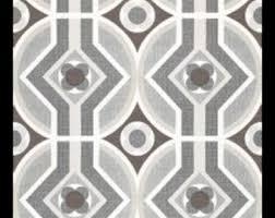 vintage geometric wallpaper etsy