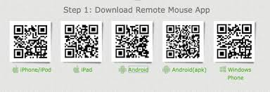 remote mouse apk how to turn smartphone into remote mouse or touchpad