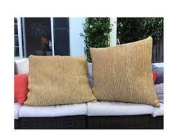 Large Sofa Pillows by Ralph Lauren Pillow Etsy