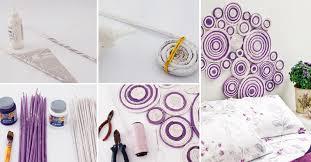 how to make upcycled newspaper wall decor diy u0026 crafts handimania