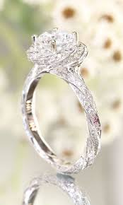 twisted halo engagement ring best 25 twist engagement rings ideas on engagement