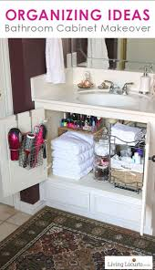 under bathroom sink organization ideas lack of bathroom storage is a common problem bathrooms are usually