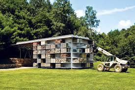 Madsen Overhead Doors by Storage Barn Architect Magazine Energy Efficiency Green