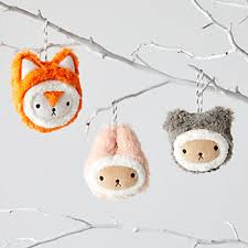 baby ornaments the land of nod