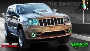 jeep srt8 supercharger kit modern performance hemi shop builds