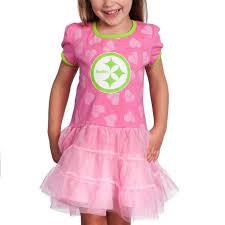 pittsburgh steelers toddler to tutu dress