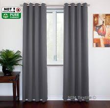 Gray Window Curtains Gray Window Curtains Ebay