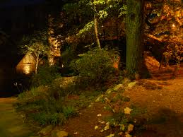 Moonlight Landscape Lighting The Lookout Mountain Fairyland Club Part 2 Outdoor Lighting In