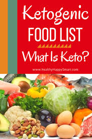 ketogenic food list u2022 what is keto diet u2022 healthy happy smart