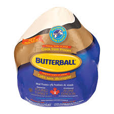 butterball cooked turkey from frozen whole turkey