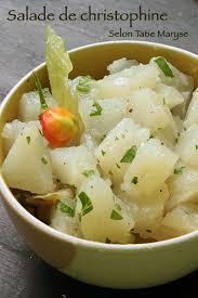 cuisiner christophine la salade de christophine une recette rapide et efficace
