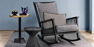 Gray Rocking Chair Gray 09 Gervasoni