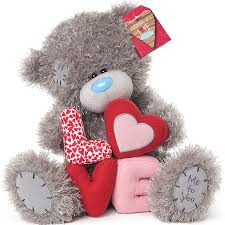 valentines day teddy bears you teddy bears s day gifts letters me to