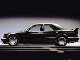 this is how the mercedes 190e took the super saloon fight to bmw