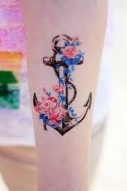 64 best flower tattoos images on pinterest