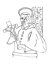 All Saints Day Coloring Pages Locca Info Saints Colouring Pages