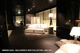 Armani Bedroom Furniture by New Armani Casa Wallpapers U0026 Collection Items Milano 2014