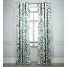 Double Curtain Rod Interior Design by Decor Metal Double Rod Curtain Design Idea