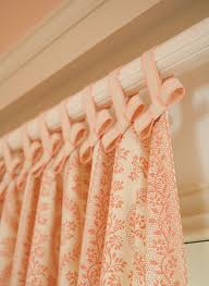 Tab Top Button Curtains I Love This Nursery And These Super Sweet Window Treatments Now