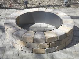 Firepit Kits by Stone Fire Pit Kit Australia Archives Lenassweethome Furniture