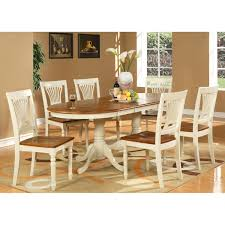 dining room traditional homelegance crown point 7 piece dining
