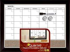 pottery barn daily system magnetic whiteboard calendar office u0026 3