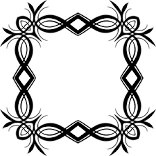 Decorative Frame Png 3250 Free Vector Decorative Frame Public Domain Vectors