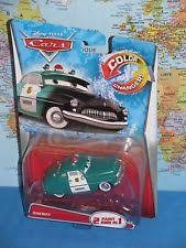 disney pixar cars sheriff color changers 2 paint jobs in 1 u0026 vhtf
