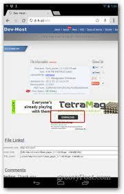 dev host apk how to install adobe flash on the nexus 7