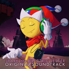spark the electric jester original game soundtrack materia