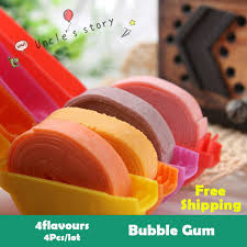 chewing gum 4 flavours fruit diet gum sweets and candy food sweet