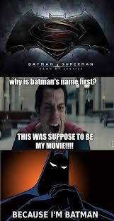 Superman Better Than Batman Memes - superman v batman memes google search dc marvel movie