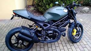 bugatti motorcycle ducati monster 1100 evo diesel youtube