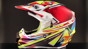 custom motocross helmet painting hcp designs fly carbon f2 custom youtube